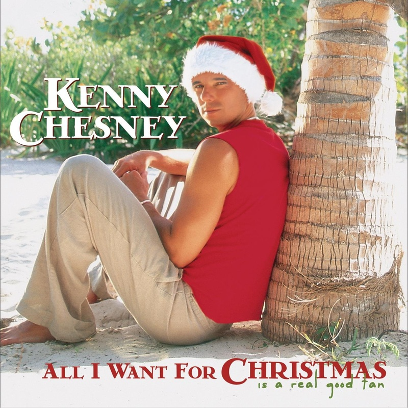 Kenny Chesney - All I Want For Christmas - NutsAboutCountry.com